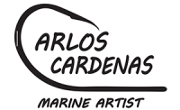 Carlos Cardenas Marine Artist